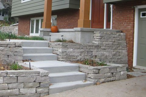 Lowe Front Entry Design – Madison, Wisconsin