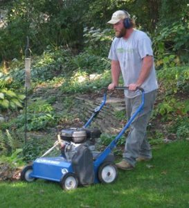 Naturally healthy, lower-maintenance, and chemical-free lawn. Organic lawn care services that are better for you, your children, pets, and the environment.