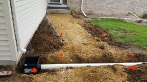 drainage solutions, drain pipe