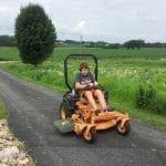 Safety Tips for Children Mowing Lawns