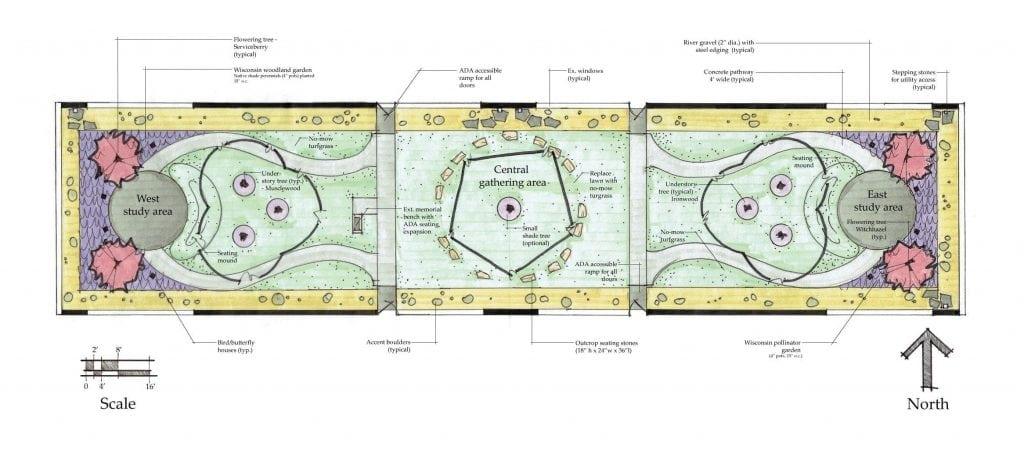 TRIS Courtyard Design 2