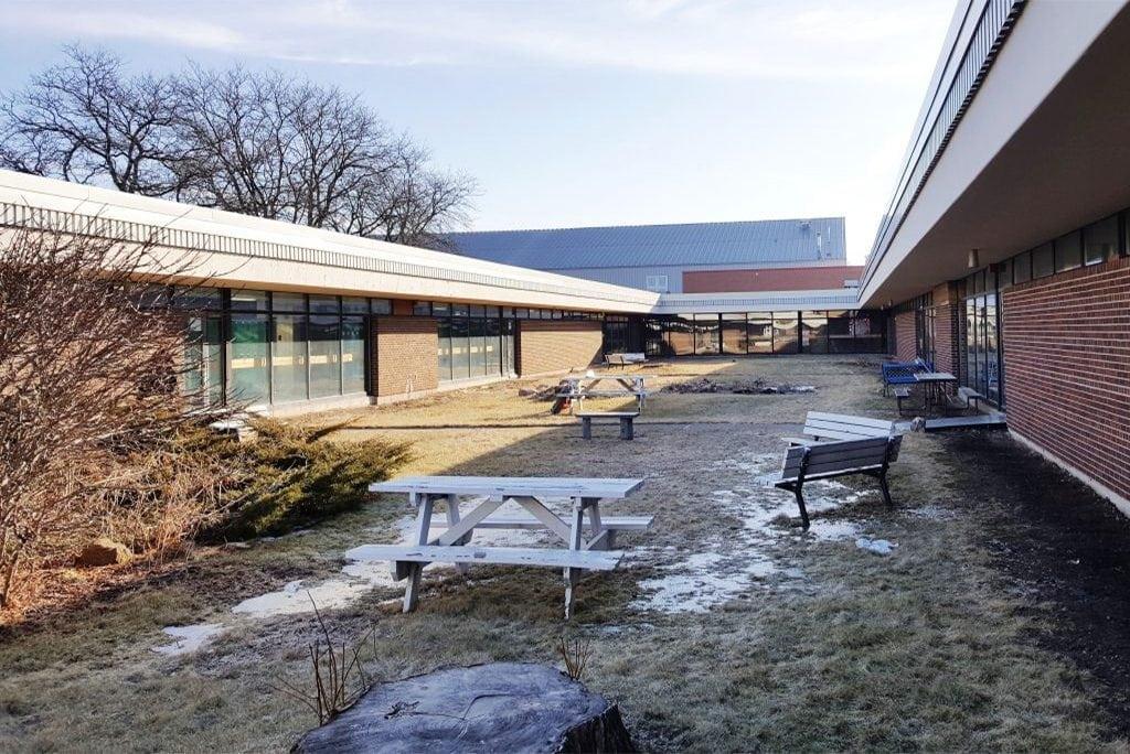 TRIS Courtyard Design