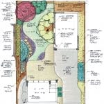 Landscape Design for a Back Yard Renovation